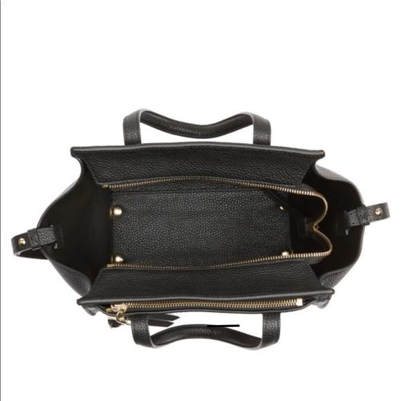 f45cd3e5261a salvatore ferragamo small pebbled leather tote